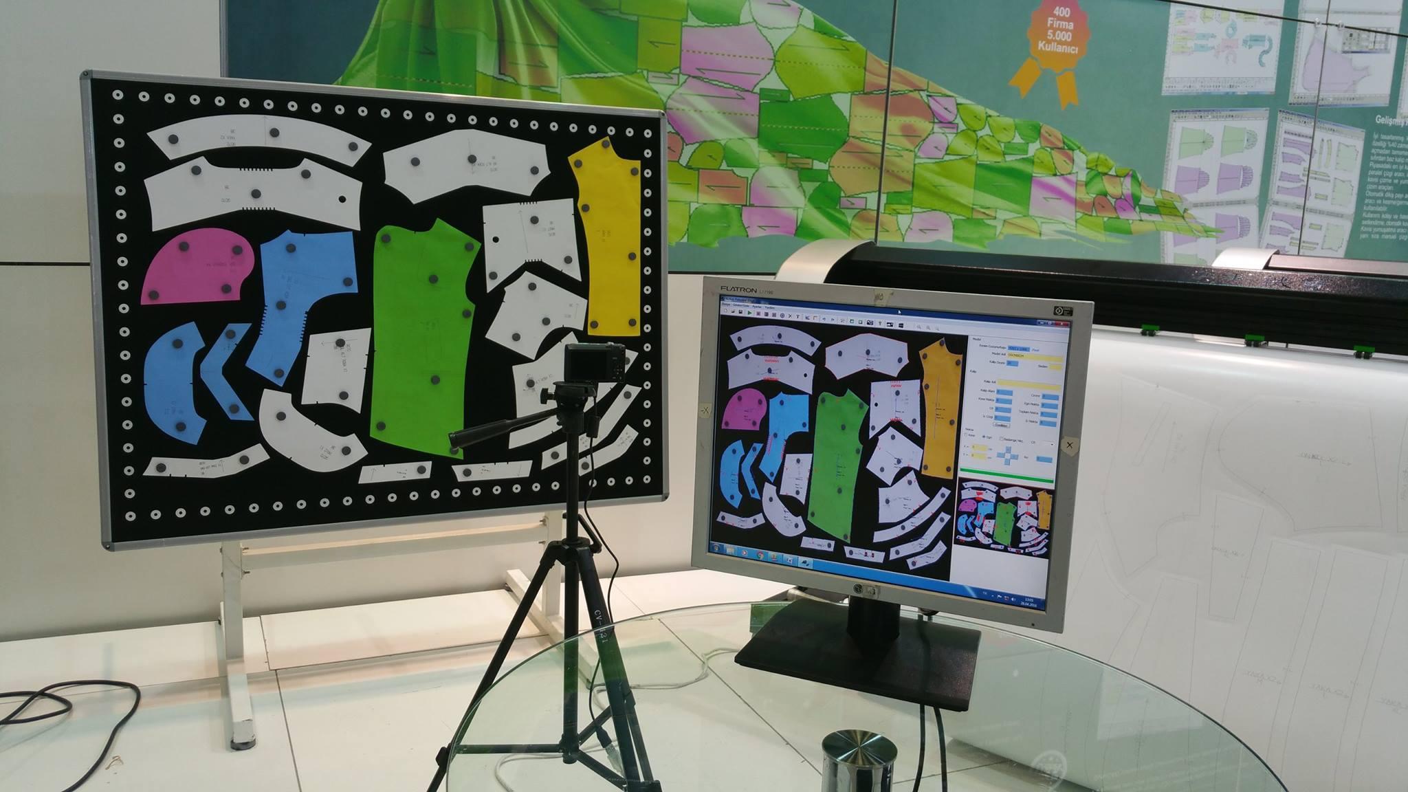 Tuyap, Textile, Machinery, CAD, Exhibition